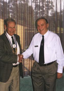 1999 Meetings Guest Speaker Lerryn Mutto