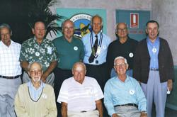 2000 Meetings Past Presidents 24-10-00