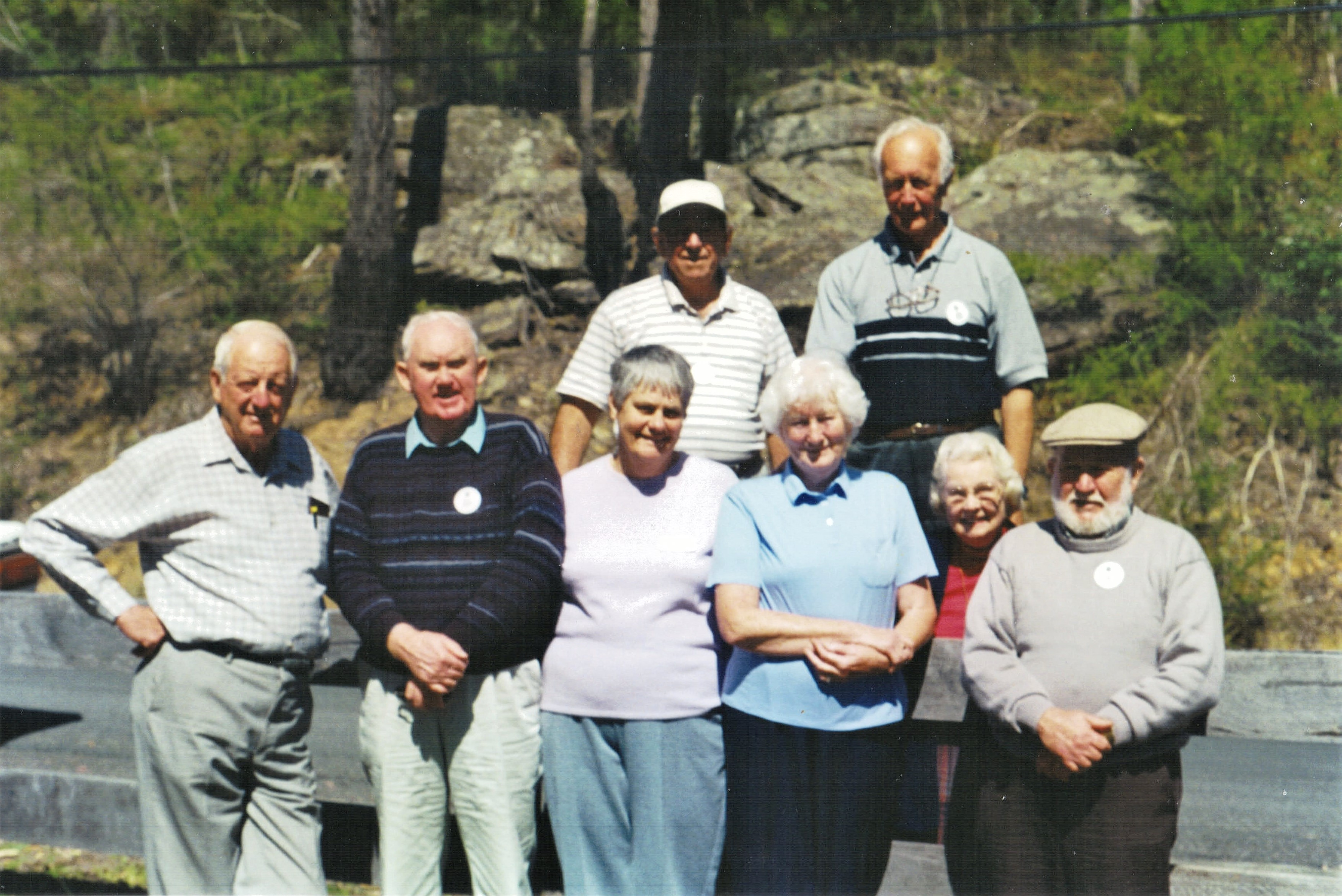 1999 Outings Bus trip to St Albans 14-9-
