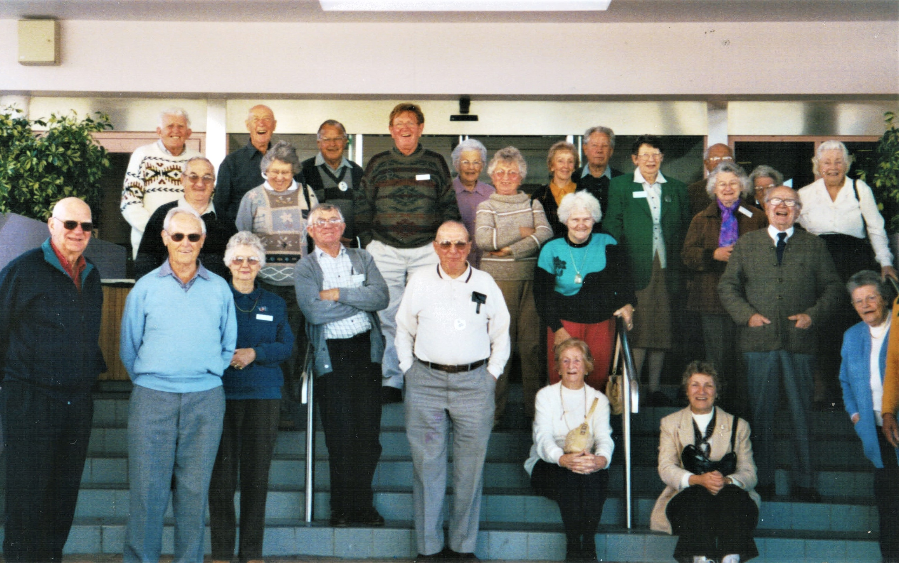 2004 Outings Visit to Cochlear Implant C