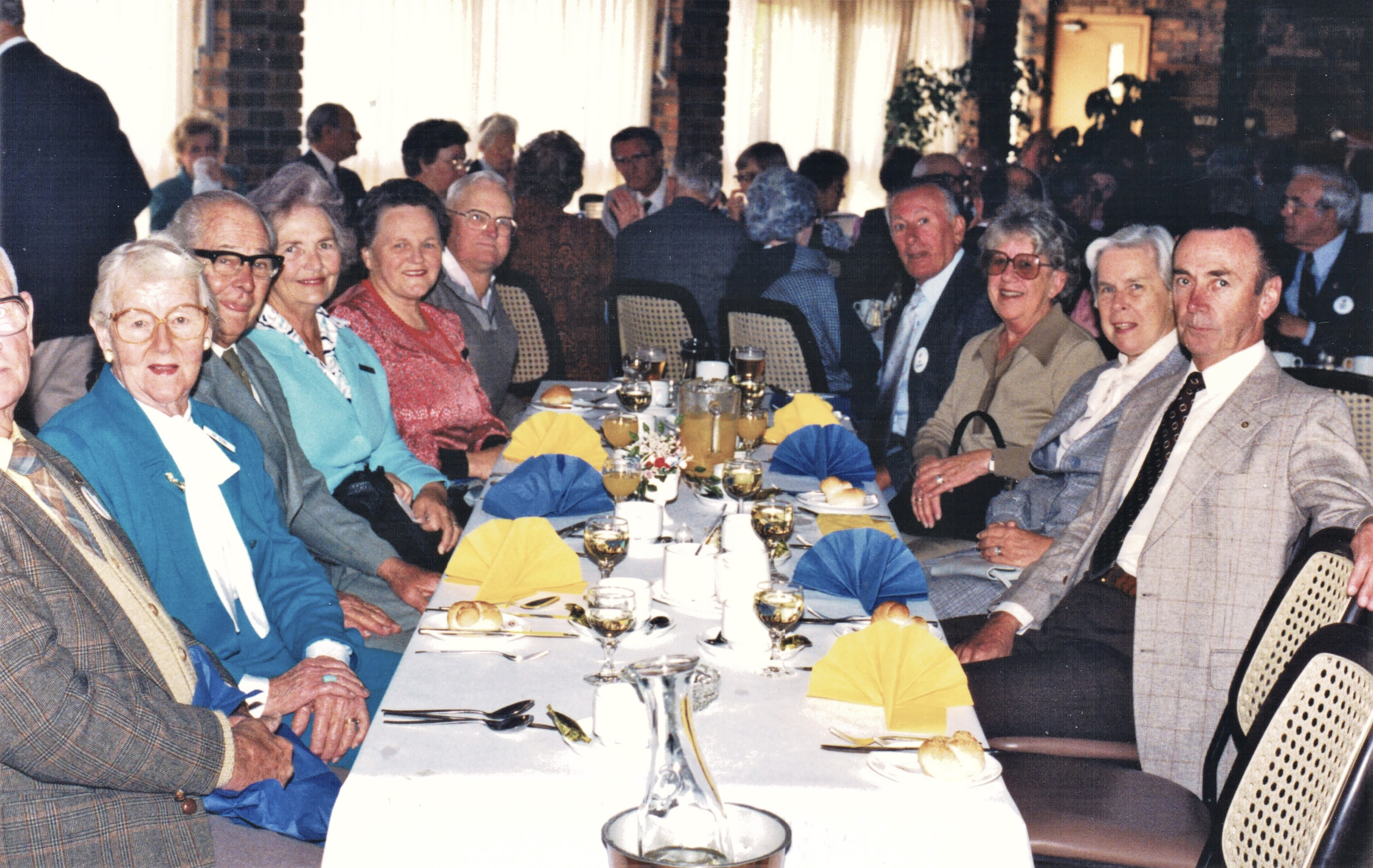 1989 Activities Annual Luncheon 11-7-89.
