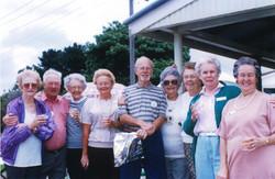 1996 Outings Picnic at Davistown 9-1-96.