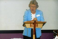 2007 Meetings Marie Riley Guest Speaker