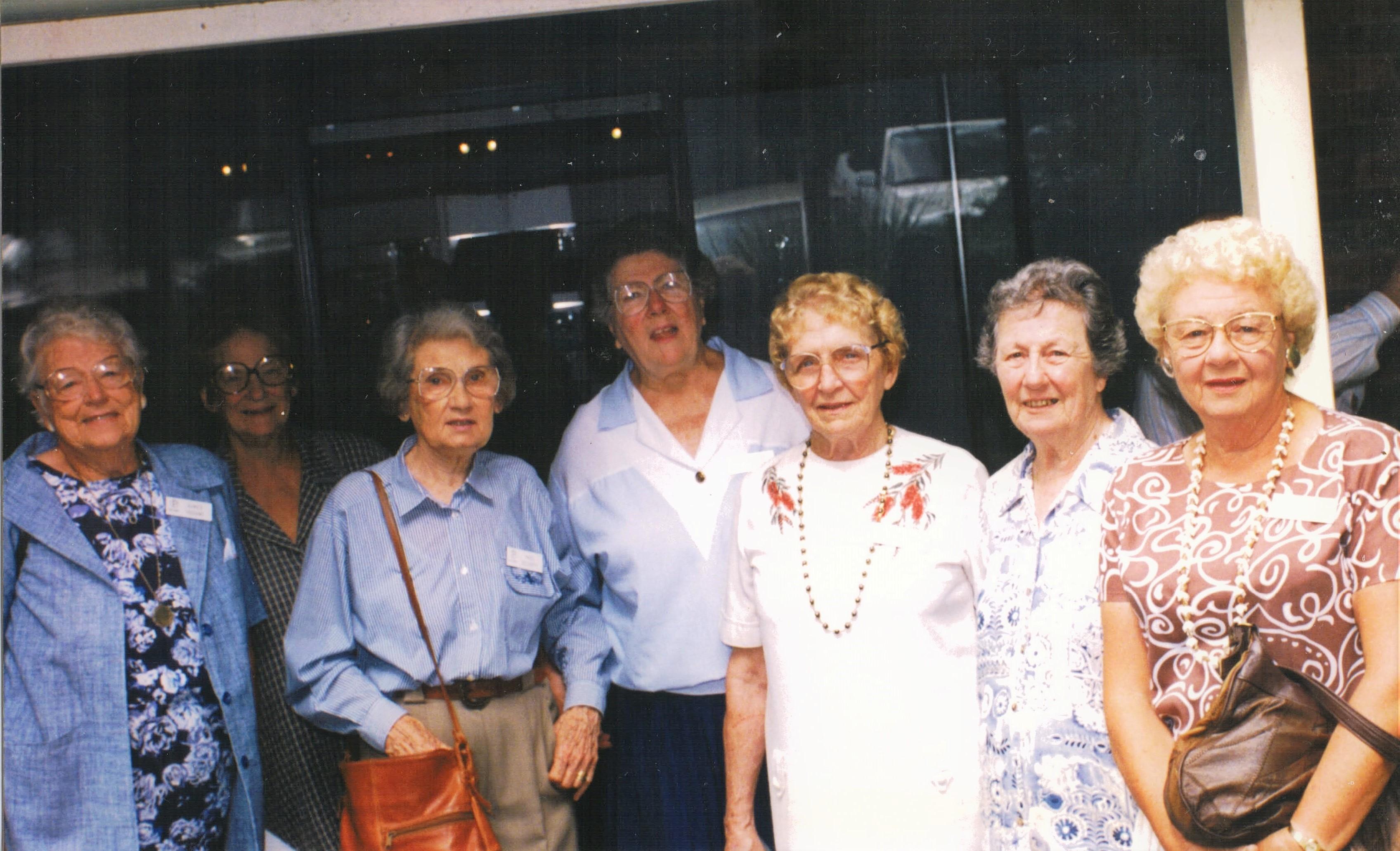 1996 Outings Picnic at Erina 12-3-96