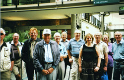 2005 Outings Walking tour of Australian