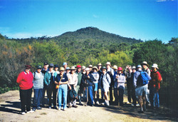 2001 Activities Walking to Wondabyne Tri