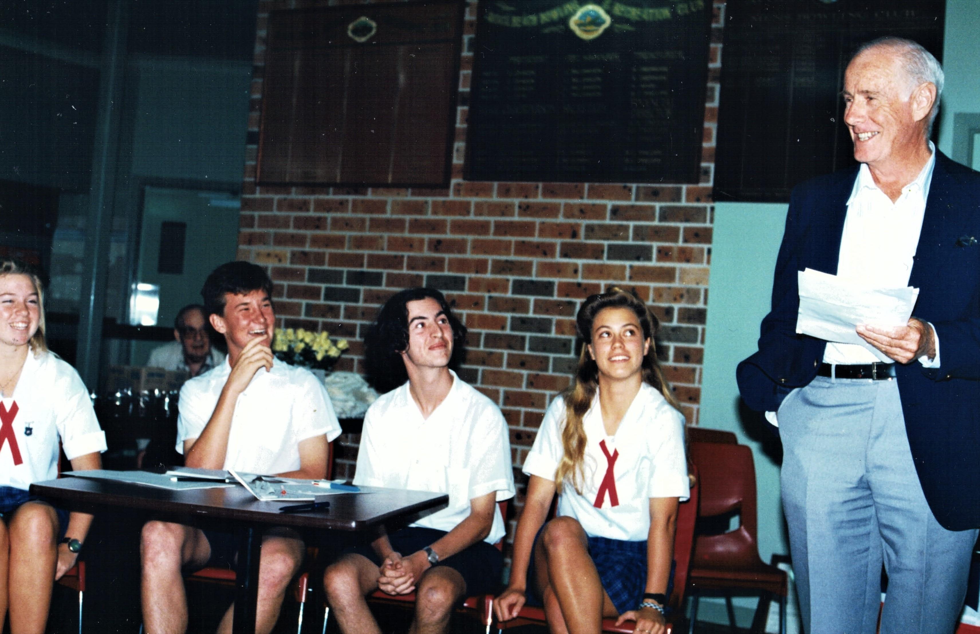 1993 Activities First debate 23-3-93