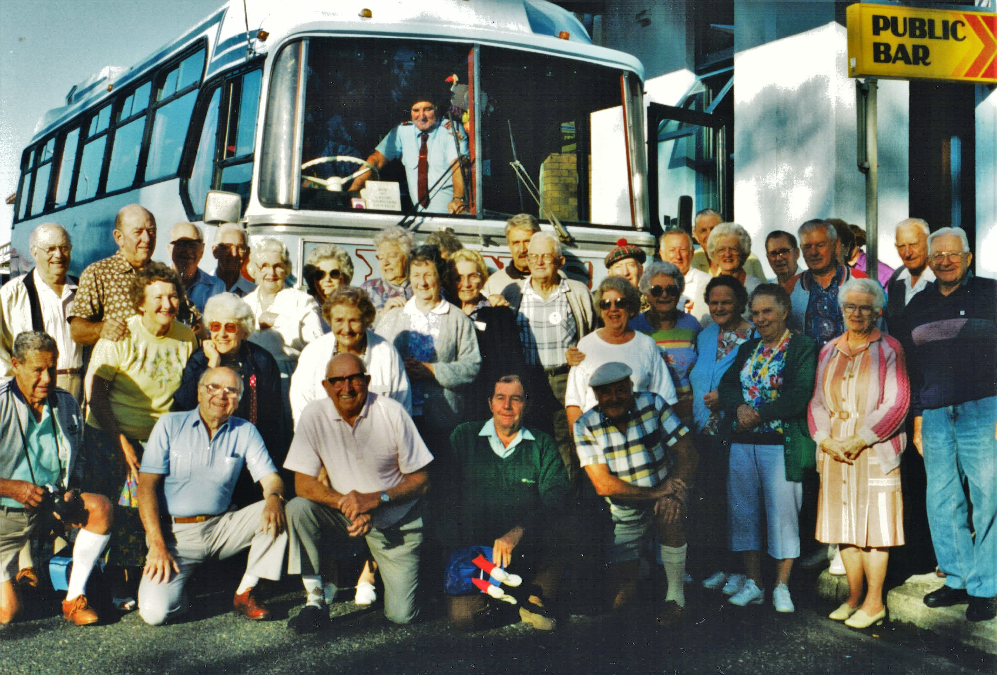 1993 Outings Annual holiday South West R
