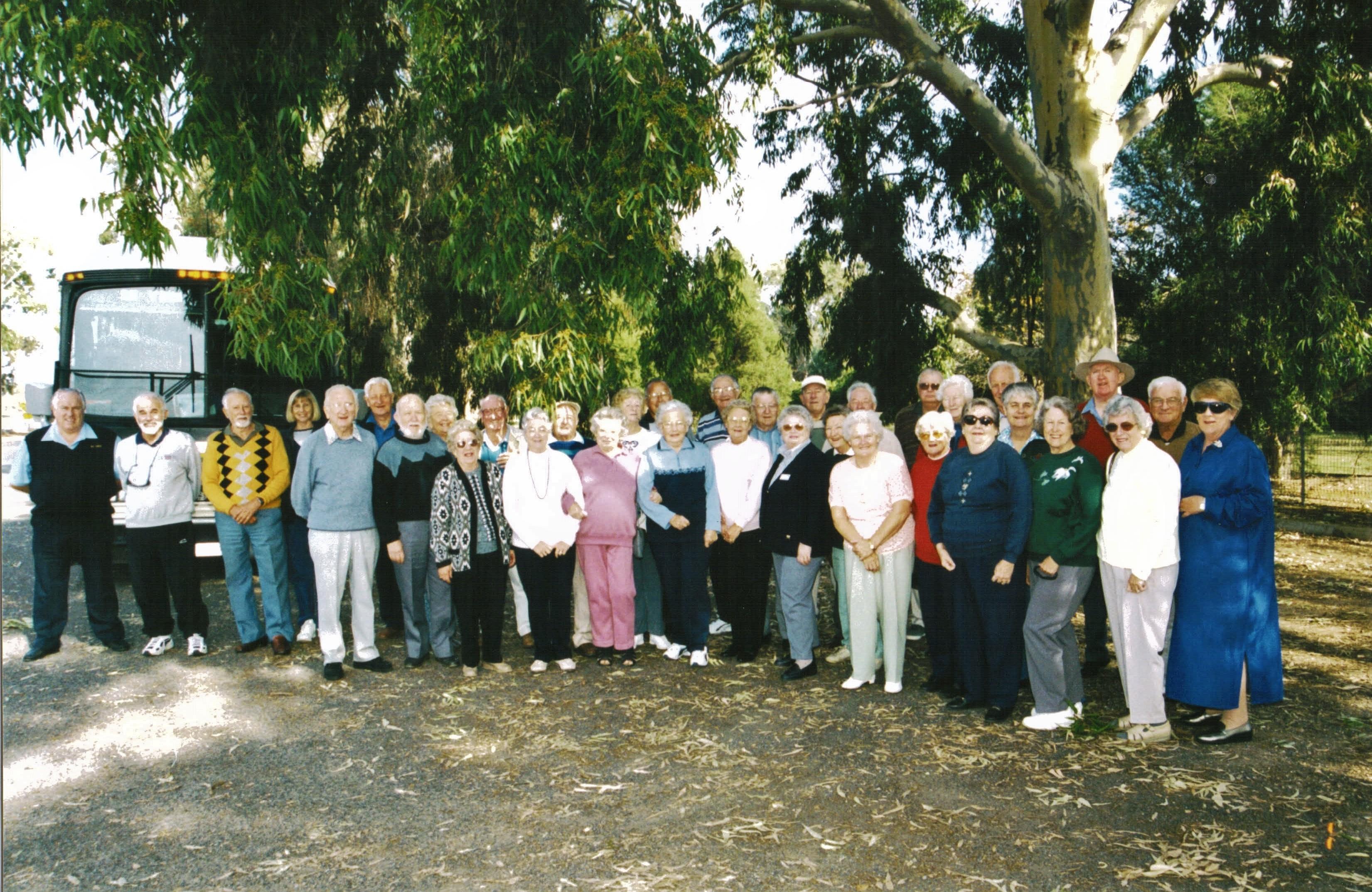 2001 Activities Holiday at Yarrawonga Ma