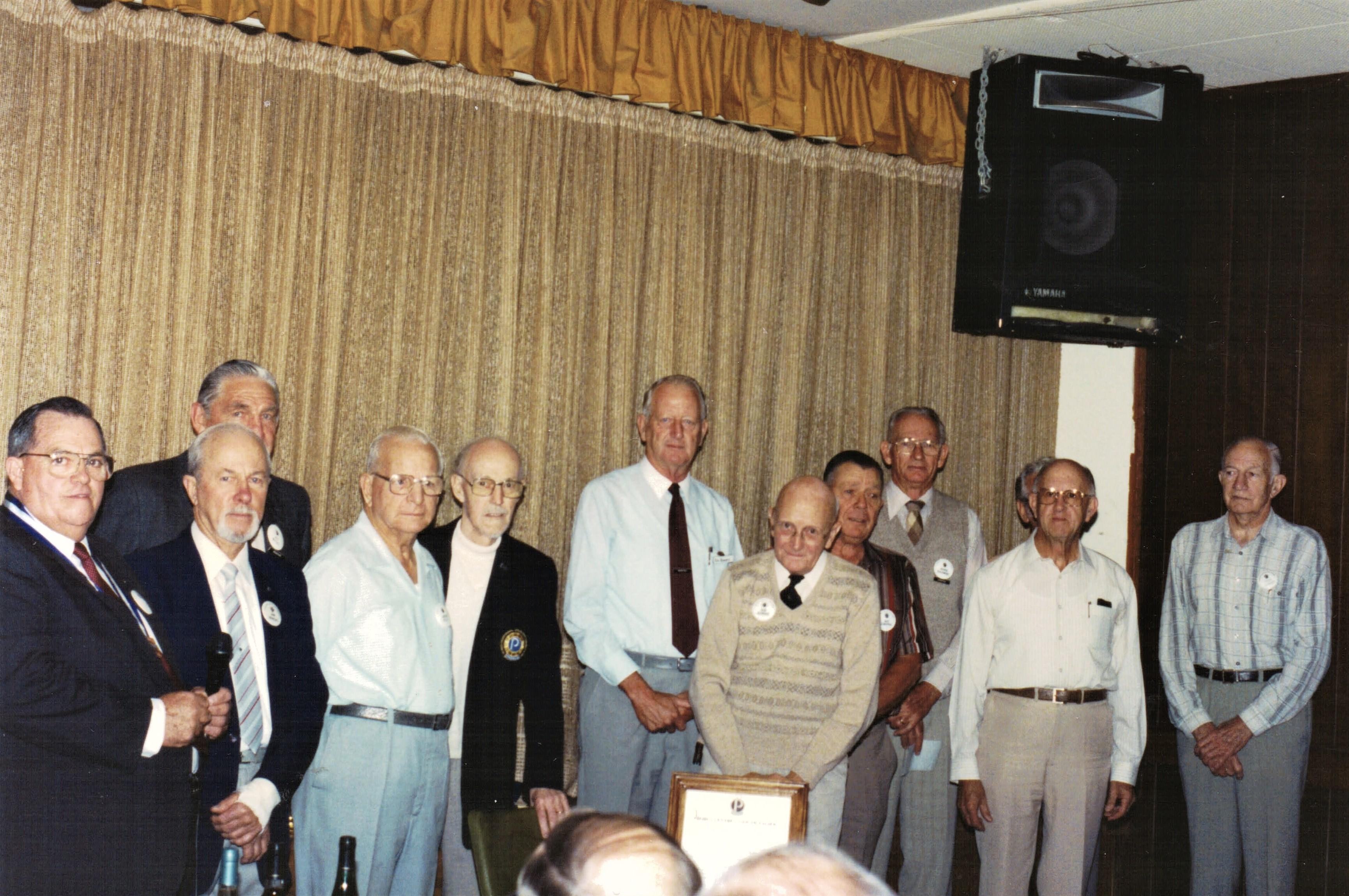 1990 Meetings Executive Committee