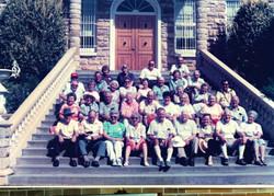 1991 Activities Berri Tour Week - Chatea