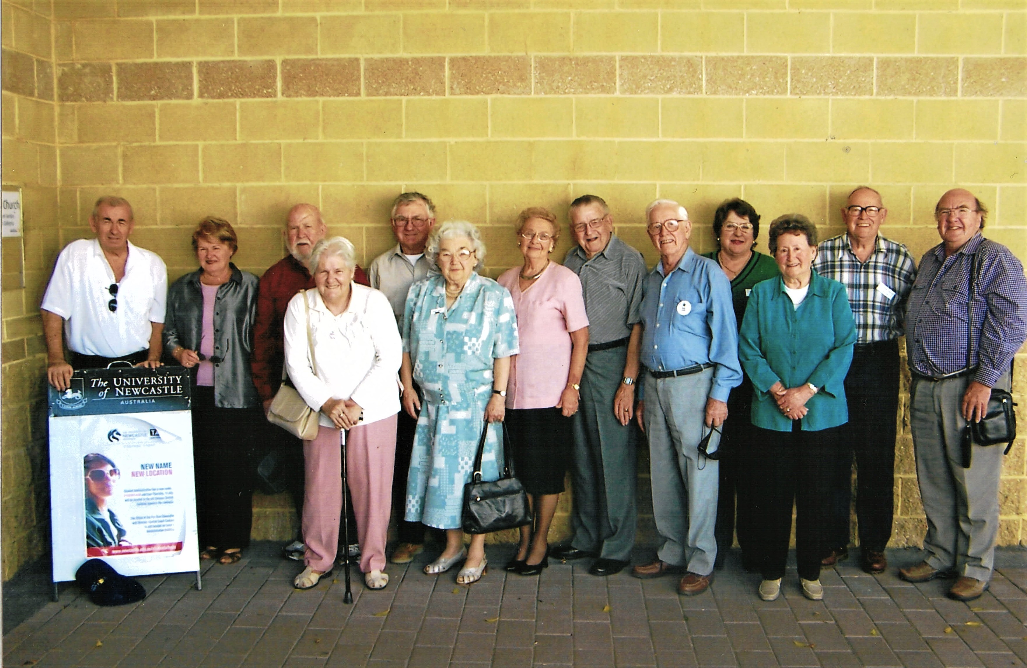 2007 Outings Visit to Ourimbah Universit