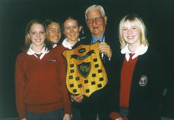 2001 Activities Debate winners Central C