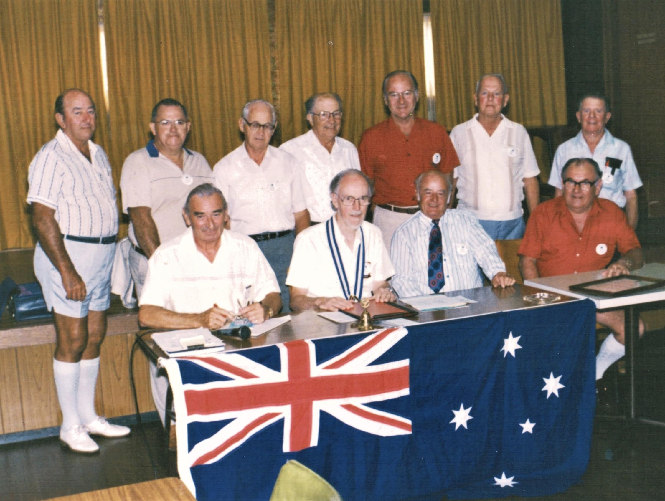 1986 Meetings Executive Committee 22-4-8