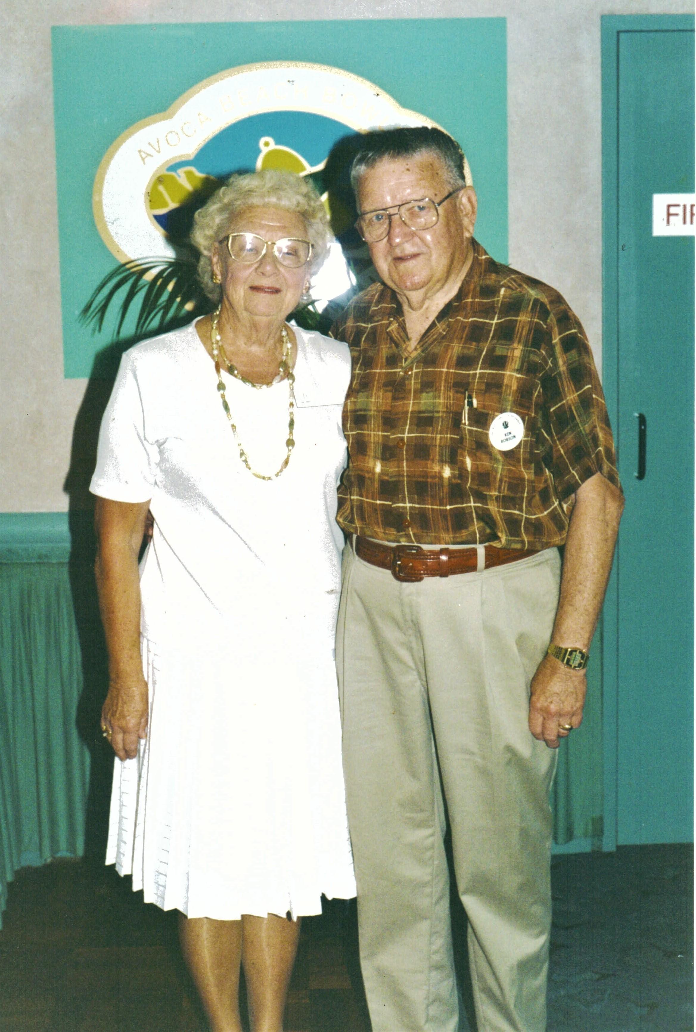 2000 Meetings Golden Wedding Anniversary