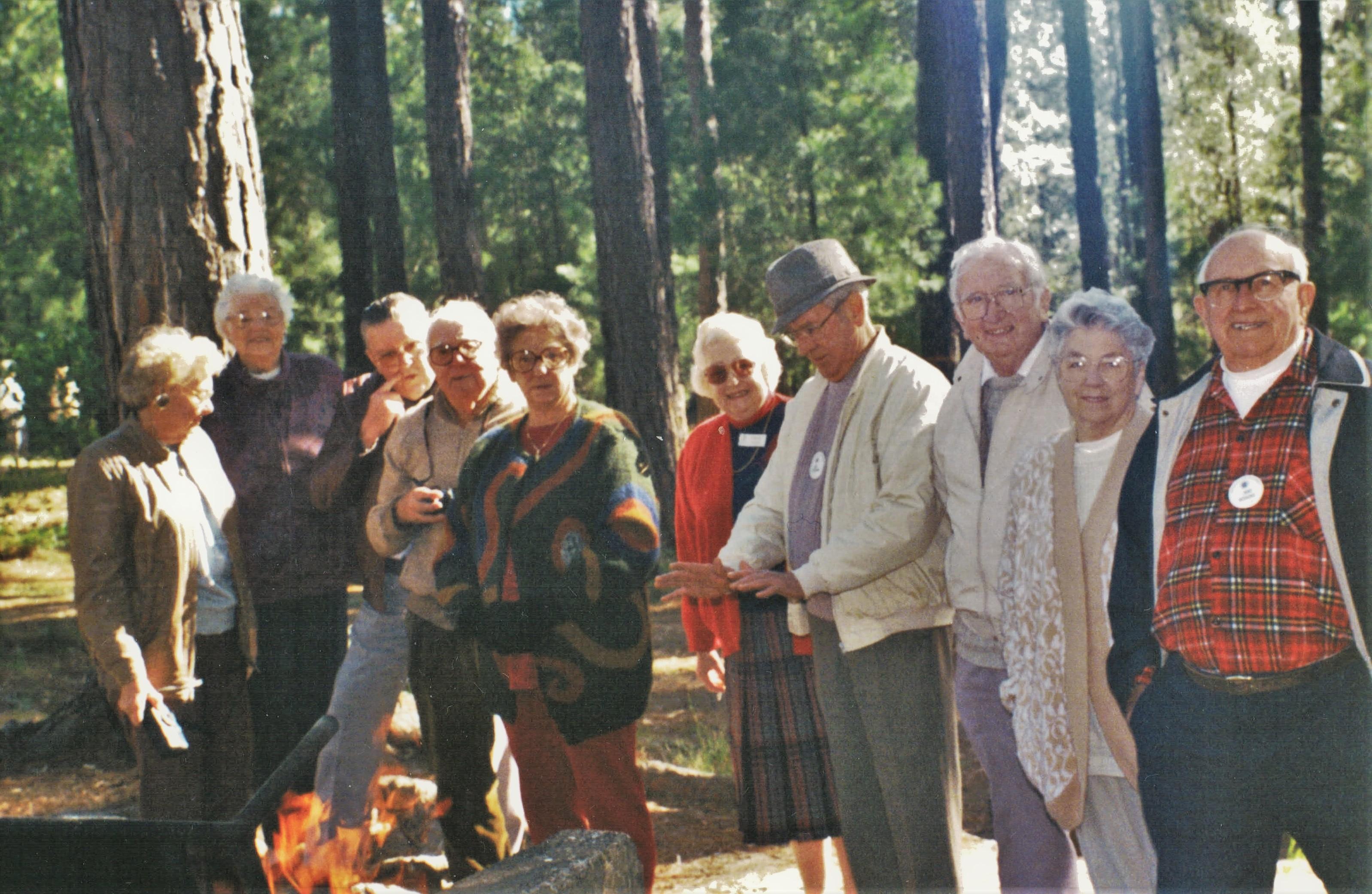 1995 Outings Day Tour Watagan Mountains