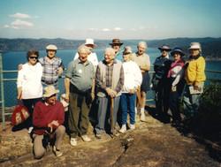 1995 Activities Walk Pearl Beach to Pato