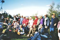 2001 Outings Watagan Mountains 25-8-01