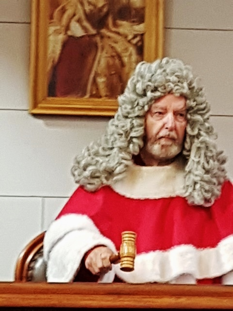 Chris Dillon Judge at Ned K_s trial