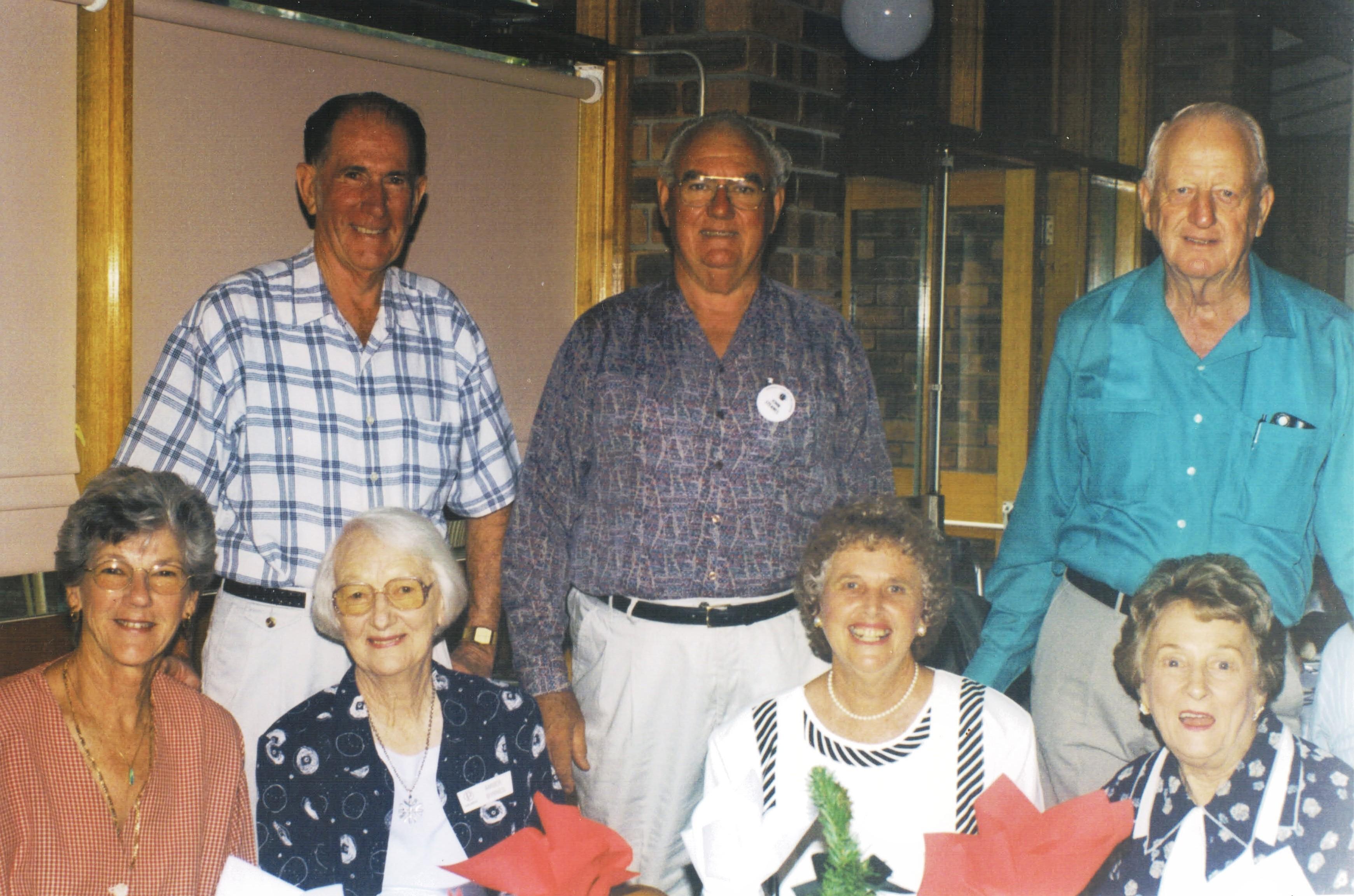 1998 Activities Christmas Luncheon Kincu