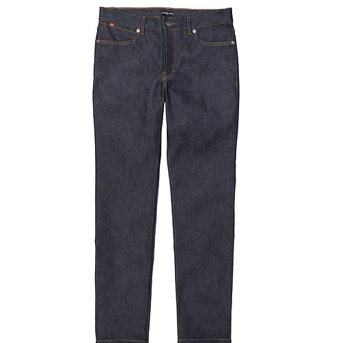 COMMUNE DE PARIS RAW DENIM PANTS