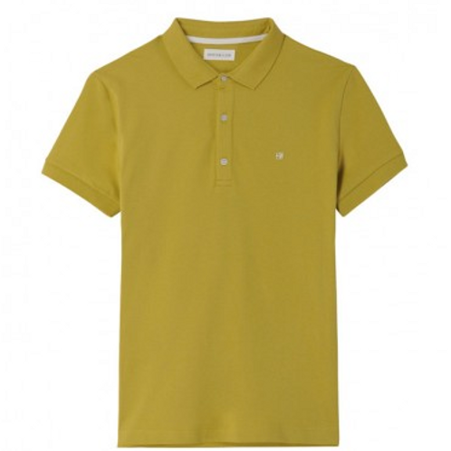 Harris Wilson Yellow Polo Shirt