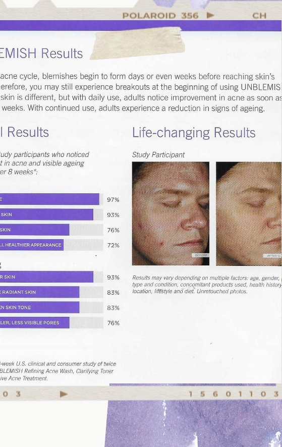 Unblemishby Rodan and Fields