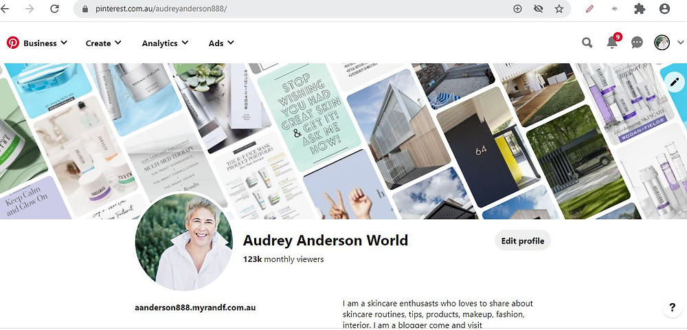 Marketing tool for Business   Audrey Anderson