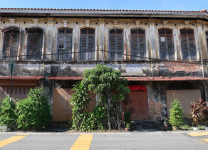 The Brooklyn of Penang –