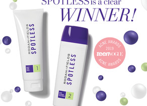 Teen Vogue votes Spotless Acne Clearing Treatment