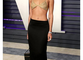 Ocar 2019 after party outfit - Zoe Kravitz