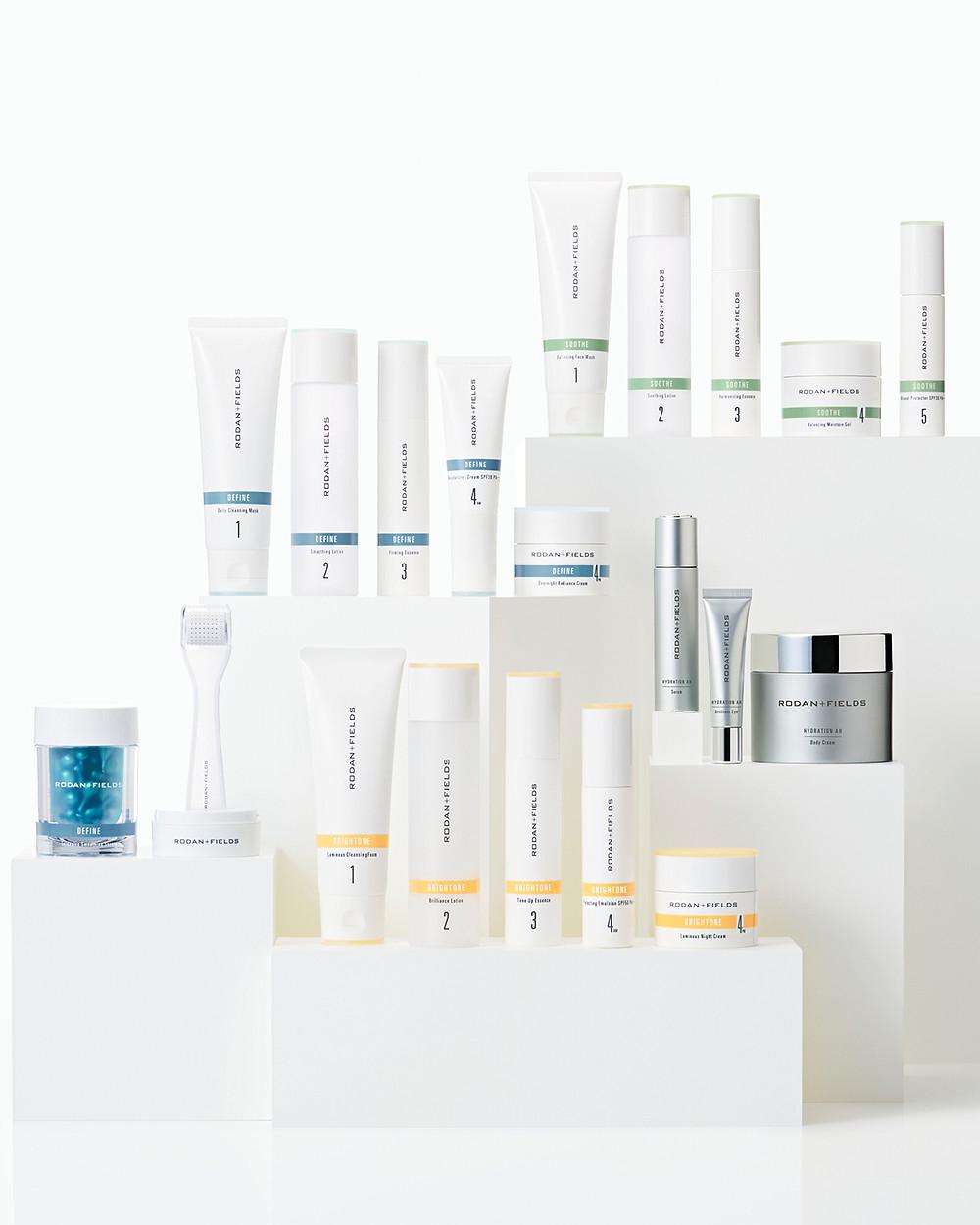 Rodin + Fields Cosmetic Beauty Skincare