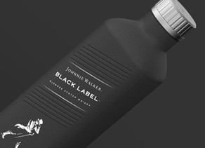 Johnnie Walker to be Sold in Paper Bottle by Early 2021
