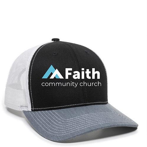 FCC Mesh Hat