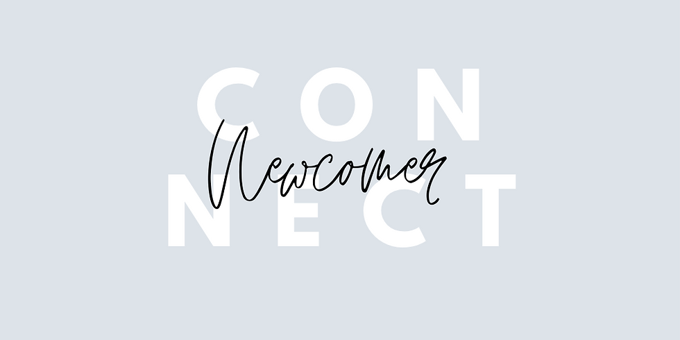 Newcomer Connect Luncheon