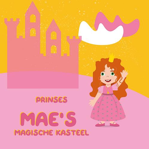 Prinses Mae's Magische Kasteel