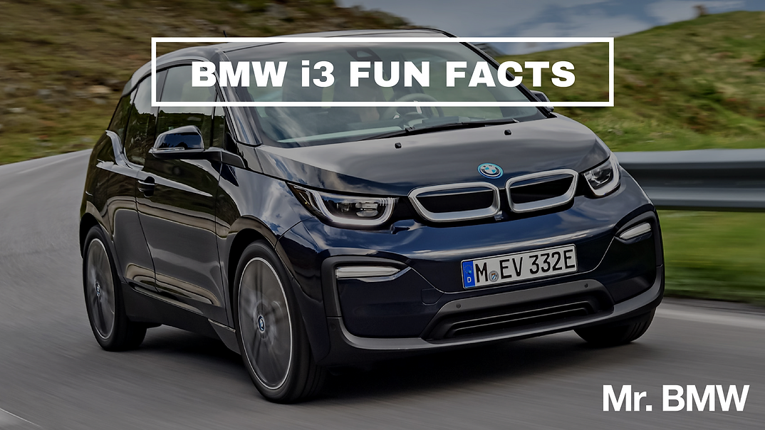 The Bmw I3 Like Many Other Electric Cars Is Still A Relatively New Concept When It Comes To M Market Eal So Naturally There Much We Don T Know