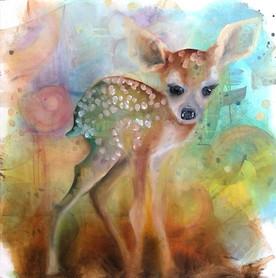 Pahastunut bambi  MYYTY