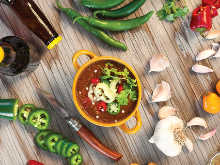 Fred and Jeanne's Award Winning Chili