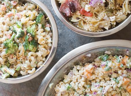 Summer Noodle Salads