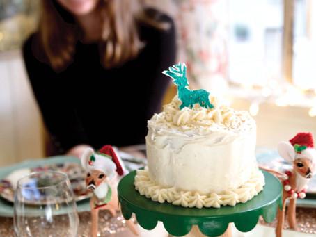 Gluten-free Buttercream Red Velvet Cake
