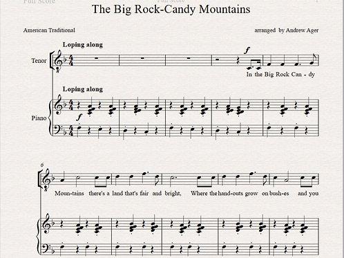 The Big Rock Candy Mountain -tenor