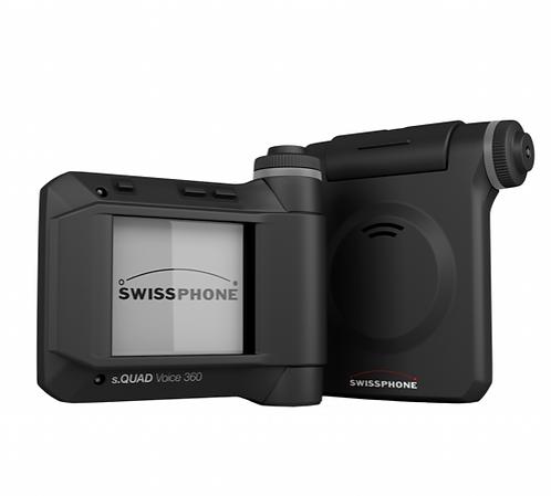 Swissphone s.QUAD 360 Tone/Voice Alerting Pager
