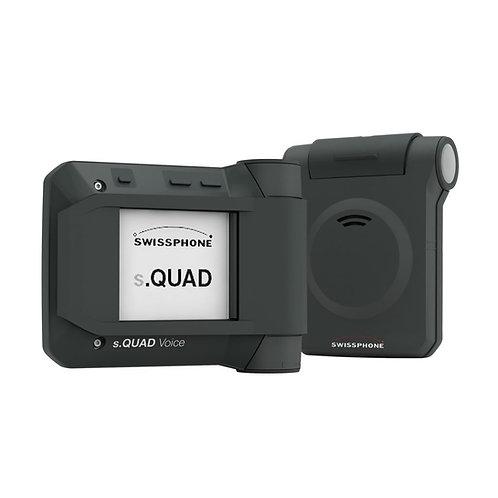 Swissphone s.QUAD Tone/Voice Alerting Pager