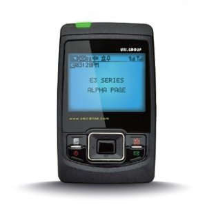 Unication E3 Rugged Pager
