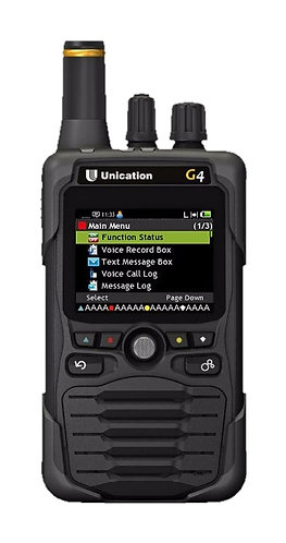 Unication G4 P25 Voice Pager