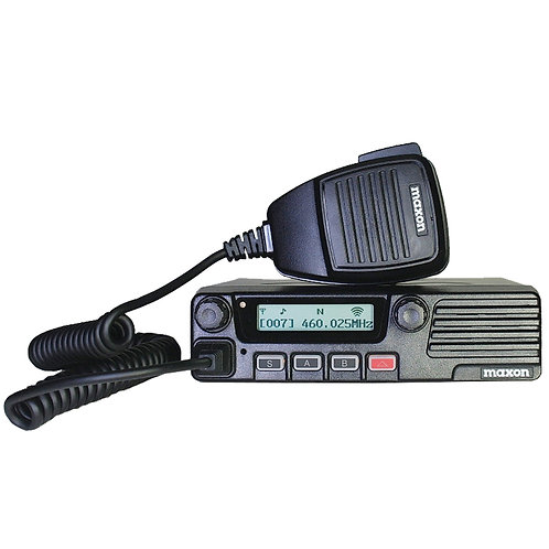 Maxon TM-8102 VHF 50 Watt Mobile Radio