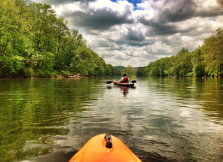 Allegheny River Selected as Finalist for 2017 PA River of the Year Contest