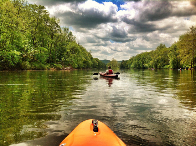 Allegheny River Selected as Finalist for 2017 PA River of