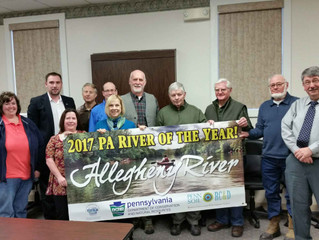 Penn Soil RC&D to Co-Sponsor River of the Year Celebration